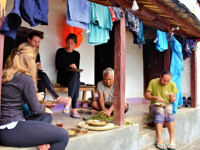 Lwang Homestay with Nepal Trekking Guide