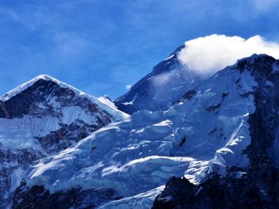 Everest Under Cloud Nepal Trekking Guide