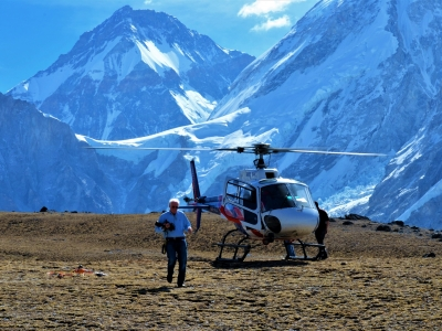 Heli Everest-Samsara-Trekking
