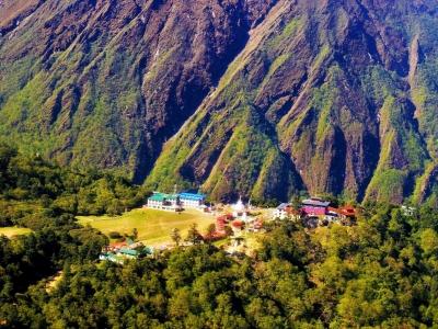 Tenboche Monastery Npela Trekking