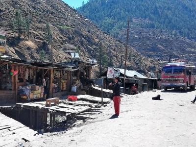 Rara-Trek with Samsara Trekking