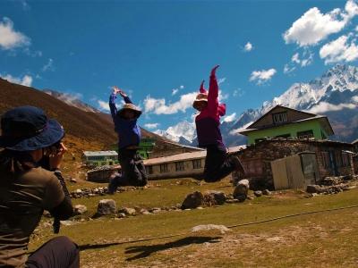 TTamang Heritage Trek with Nepal Trekking Guide