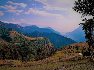 Cheapng Hill Trail with Nepal Trekking Guide