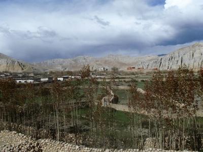 Transhimalayan-settlement-Dolpo