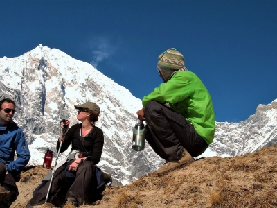 Lantang Sacred Valley Trek
