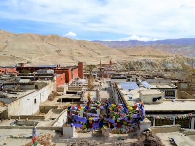 Lo Mustang Trek with Nepal Trekking Guide