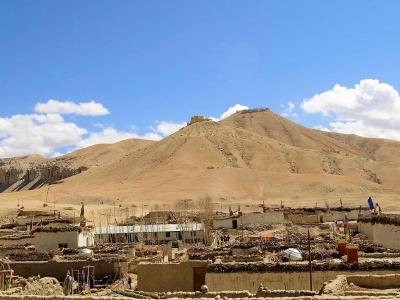Lo- Mustang Village